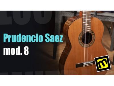 Prudencio Saez 8 - классическая испанская гитара