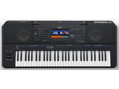 Yamaha PSR-SX900 – новое поколение клавишных рабочих станций