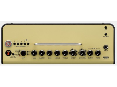 Yamaha THR-10II Wireless – гитарный усилитель с беспроводным подключением