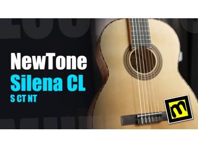 NewTone Silena CL- S CT NT - обзор классической гитары