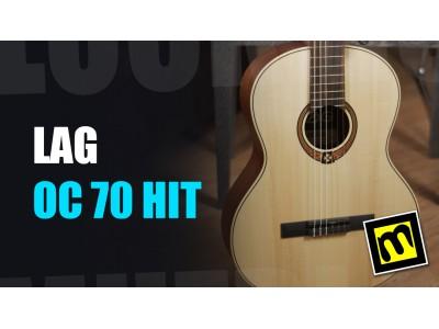 LAG OC-70 HIT - обзор классической гитары серии Occitania