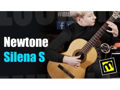 NewTone Silena S N - обзор классической гитары