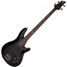 SCHECTER SGR C-4 BASS BLK бас-гитара