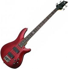 SCHECTER SGR C-4 BASS M RED бас-гитара