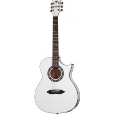 SCHECTER SGR SA-1 WHT электроакустическая гитара