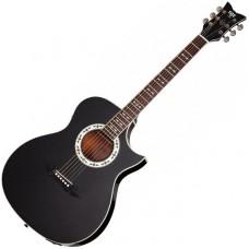 SCHECTER SGR SA-1 BLK электроакустическая гитара