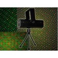 LANLING MNA 10RG - лазерный световой прибор