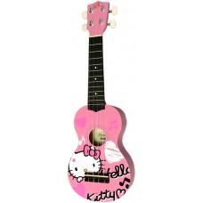 ADAMS UK1-P7 - укулеле сопрано, Hello Kitty