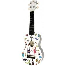 ADAMS UK1-P9 - укулеле сопрано