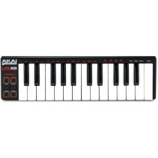 AKAI PRO LPK25 портативный USB MIDI-контроллер