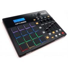 AKAI PRO MPD226 - MIDI/USB-контроллер, 16 пэдов, 4 ручки, 4 фейдера