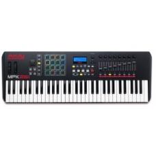 AKAI PRO MPK261 USB миди клавиатура 61 клавиша
