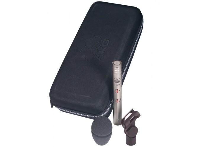 AKG C451B микрофон инструментальный