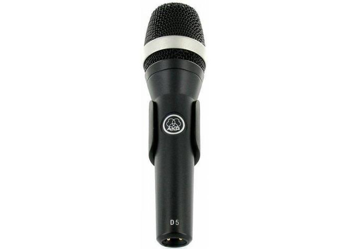 AKG D5 микрофон динамический сценический