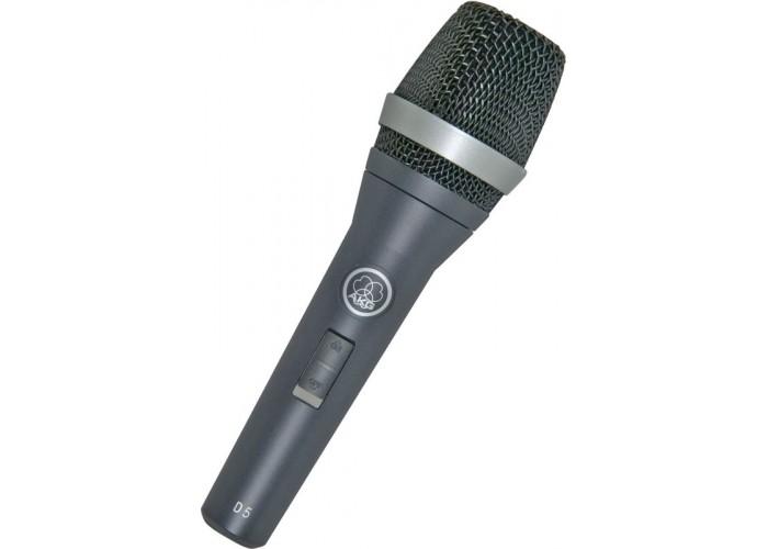 AKG D5S микрофон динамический сценический