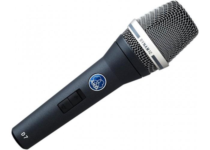AKG D7S микрофон динамический вокальный