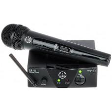 AKG WMS40 Mini Vocal Set BD US25A (537.500) вокальная радиосистема с ручным передатчиком D88