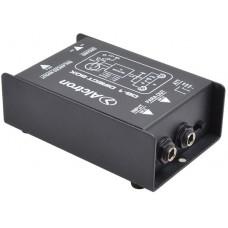 ALCTRON DB-1 D.I. Box Преобразователь акустического сигнала, пассивный