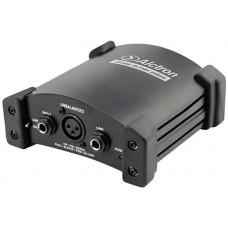 ALCTRON DI100 D.I. Box Преобразователь акустического сигнала, активный