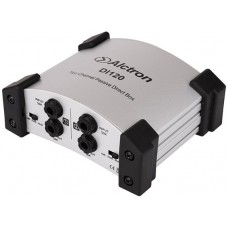 ALCTRON DI120S D.I. Box Преобразователь акустического сигнала, пассивный