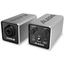 ALESIS CORE 1 аудиоинтерфейс 1 mic/instr