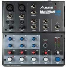 ALESIS MultiMix 6USB микшер