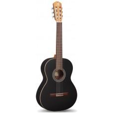 Alhambra Classical Student 1C Black Satin Классическая гитара, черная