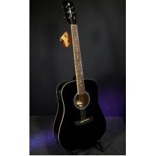 ALICANTE LIBERTY EA BK электроакустическая гитара, с эквалайзером и тюнером