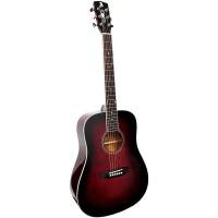 ALICANTE TITANIUM WR - акустическая гитара с широким грифом 48мм