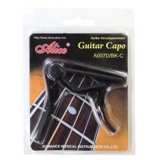 ALICE A007D/BK-C Каподастр для классической гитары