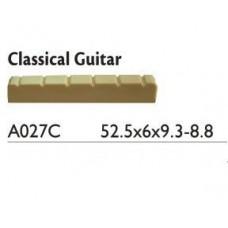 ALICE A027С Порожек ВЕРХНИЙ для КЛАССИЧЕСКОЙ гитары