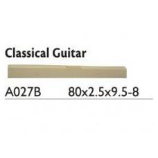 ALICE A027В Порожек НИЖНИЙ для КЛАССИЧЕСКОЙ гитары