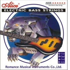 ALICE A606-L - струны для 4-х стр. бас-гитары, 40-95
