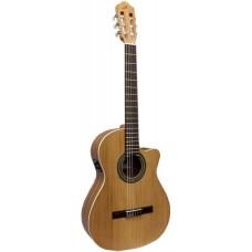 ALMANSA 400 Cataway (EZ) Cedar - Испанская классическая гитара с подключением