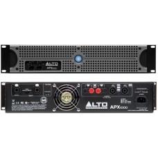Alto APX1000 усилитель мощности D класса