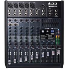 Alto LIVE 802 - микшер с USB