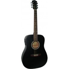 N.AMATI Z-41 EQ/BK - электроакустическая гитара