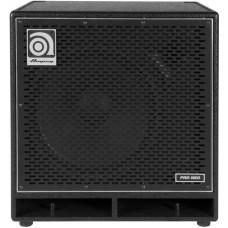 AMPEG - PN-115HLF - басовый кабинет 1х15' + ВЧ драйвер, 575 Вт
