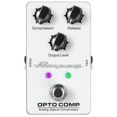 AMPEG OPTO COMP Bass Compressor напольная педаль компрессор для бас-гитары