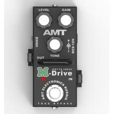 AMT MD-2 M-Drive mini Педаль драйв/дисторшн, эмуляция JCM800