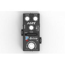 AMT Electronics PD-2 P-Drive mini Гитарная педаль перегруза драйв/дисторшн, эмуляция 5150