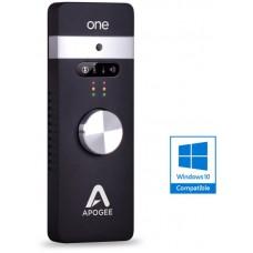 APOGEE ONE - IOS - MAC USB-аудио интерфейс/микрофон для MAC