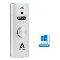 APOGEE ONE for Mac & Windows USB аудио интерфейс для Mac и Windows