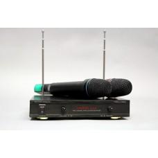 AUDIOVOICE WL-21VM - радиосистема с двумя микрофонами