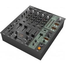 BEHRINGER DJX900USB - малошумящий DJ микшерный пульт