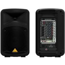 BEHRINGER EPS500MP3 система звукоусиления 500 Вт, активные акустические системы + микшер