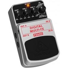 BEHRINGER FX600 - педаль цифровых стереофонических эффектов