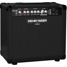 BEHRINGER GTX30 - 2-канальный гитарный комбо усилитель
