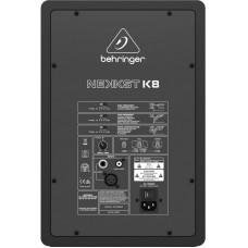 Behringer K8 - активный 2-х полосный студийный монитор 8``, bi-amp, 150 Вт