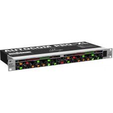BEHRINGER MDX1600 - 2-канальный экспандер - гейт - компрессор - пик-лимитер